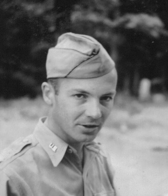 LTC Walter R. Breaks, CO, 2nd Chemical Mortar Battalion